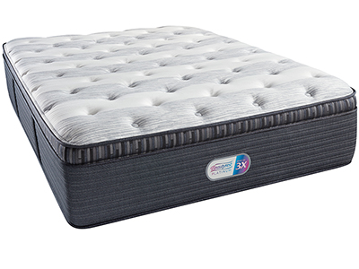 Beautyrest Platinum Hillmont Court Luxury Firm Pillowtop Twin Mattress