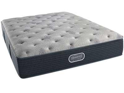 Beautyrest Silver St. Thomas Plush Twin Mattress