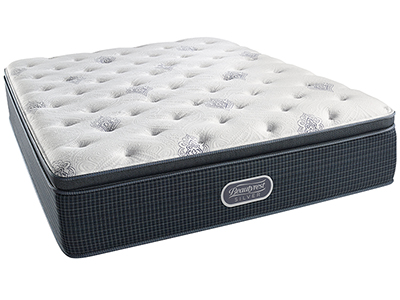 Beautyrest Silver Palm Springs Luxury Firm Pillowtop Queen