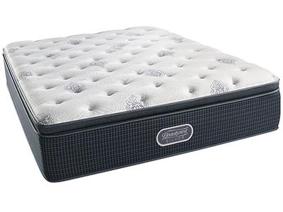 Beautyrest Silver Palm Springs Luxury Firm Pillowtop Queen
