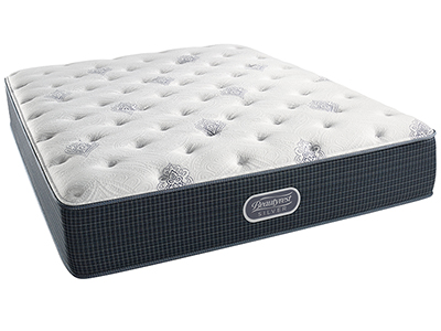 Beautyrest Silver Palm Springs Plush Twin Mattress