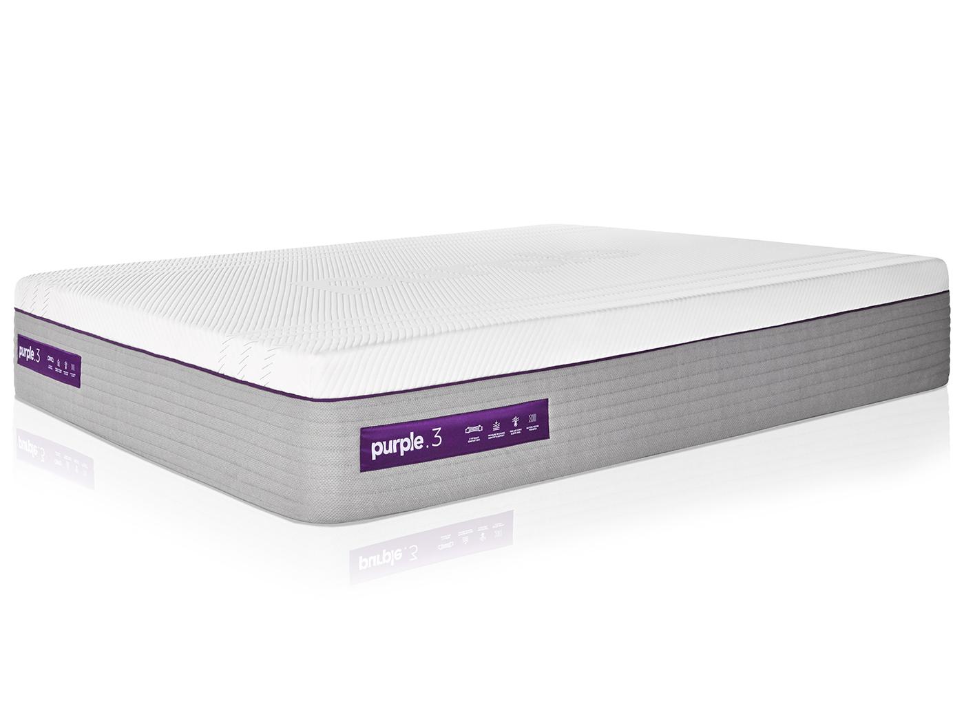 Purple Hybrid Premiere 3 Twin Xl Mattress Steinhafels