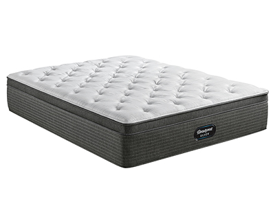 Beautyrest Silver BRS900-RS Pillowtop Plush Twin XL Mattress