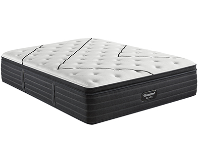Beautyrest Black L-Class Pillowtop Plush Twin XL Mattress
