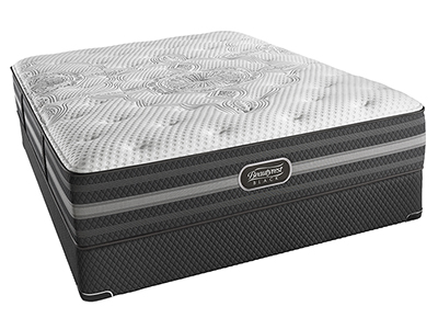 Beautyrest Black Desiree Plush Twin XL Mattress