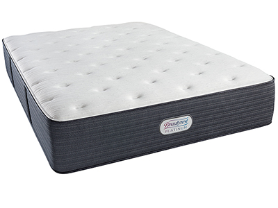 Beautyrest Platinum Duval Trace Luxury Firm Twin XL Mattress