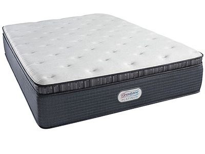 Beautyrest Platinum Duval Trace Luxury Firm Pillowtop Full Mattress