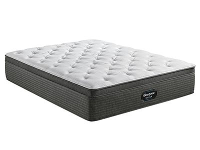 Beautyrest Silver BRS900-RS Pillowtop Plush Full Mattress