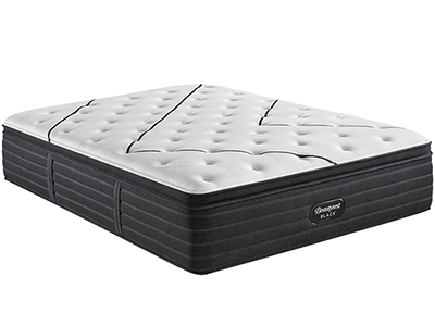 Beautyrest Black L-Class Pillowtop Plush Full Mattress