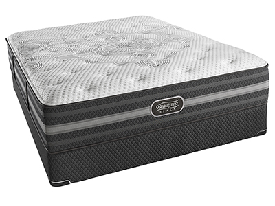 Beautyrest Black Desiree Plush Full Mattress