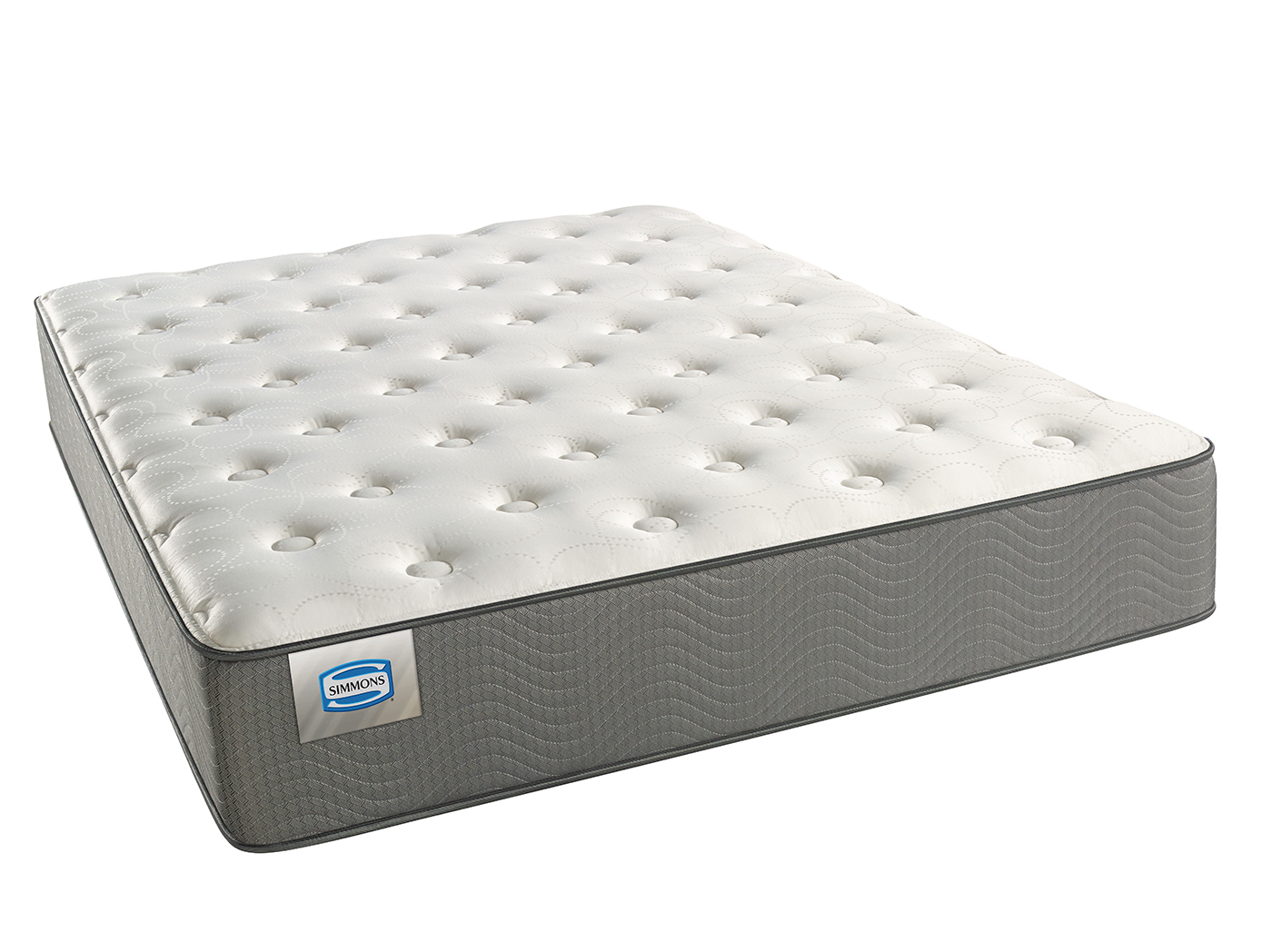 Beautyrest Bevington Plush Queen Mattress