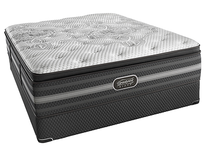 Beautyrest Black Katarina Luxury Firm Pillowtop Queen Mattress