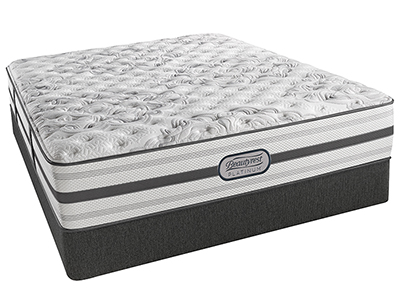 Beautyrest Platinum Empire Extra Firm Queen Mattress