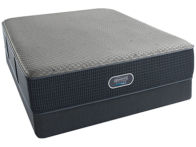 Beautyrest Silver Hybrid Vivid Shores Firm Queen Mattress