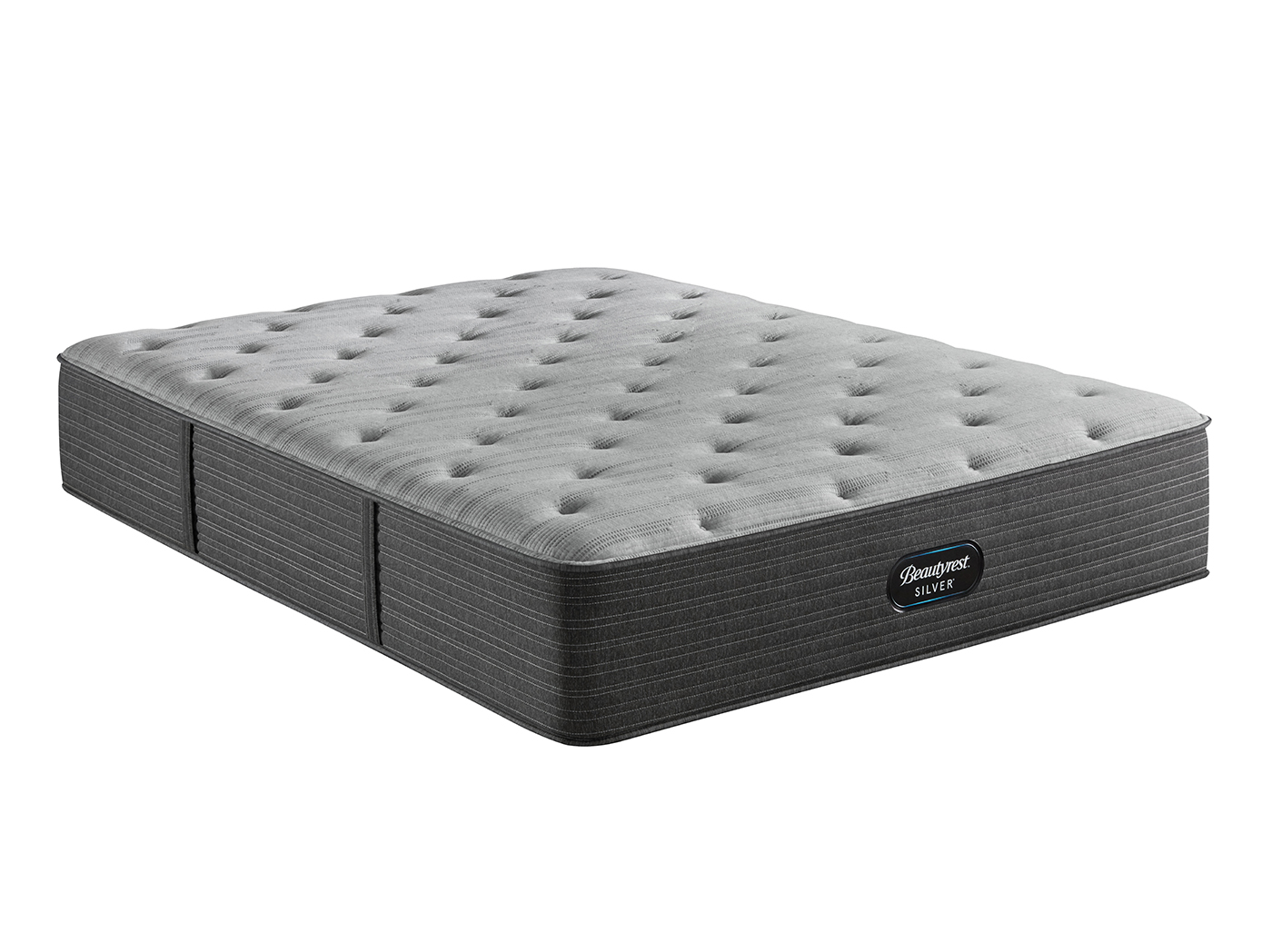 Beautyrest Silver BRS900C-RS Plush Queen Mattress