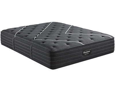 Beautyrest Black C-Class Plush Queen Mattress