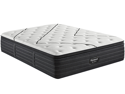 Beautyrest Black L-Class Pillowtop Plush Queen Mattress