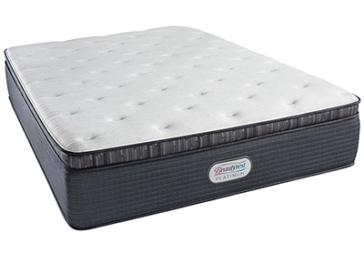 Beautyrest Platinum Duval Trace Luxury Firm Pillowtop Queen Mattress