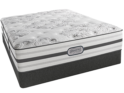 Beautyrest Platinum Dakota Plush Queen Mattress