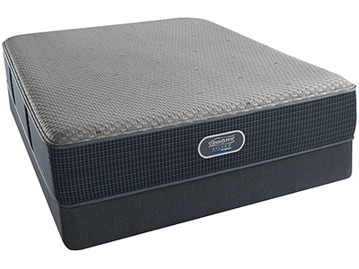 Beautyrest Silver Hybrid Vista Trail Luxury Firm Queen