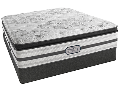 Beautyrest Platinum Emily Plush Pillowtop Queen Mattress