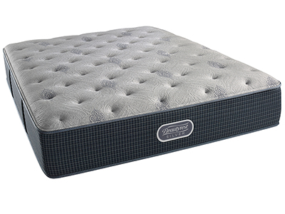 Beautyrest Silver St. Thomas Plush Queen Mattress