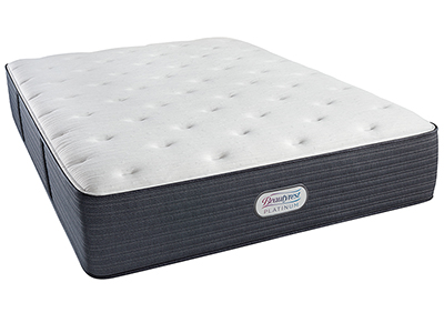 Beautyrest Platinum Duval Trace Luxury Firm Queen Mattress