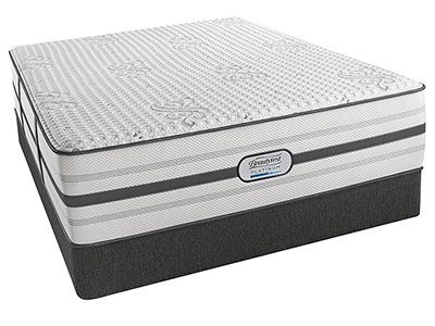Beautyrest Hybrid Travaldo Luxury Firm Queen Mattress