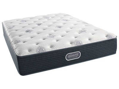 Beautyrest Silver Palm Springs Luxury Firm Queen Mattress