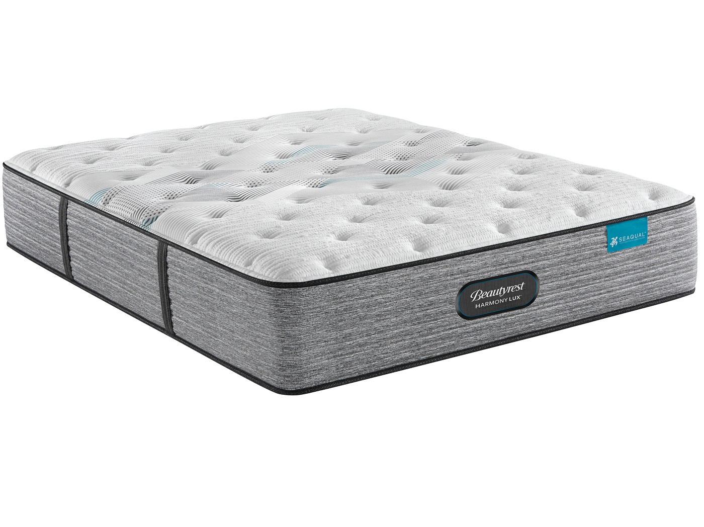 Beautyrest Harmony Lux Carbon Plush Queen Mattress
