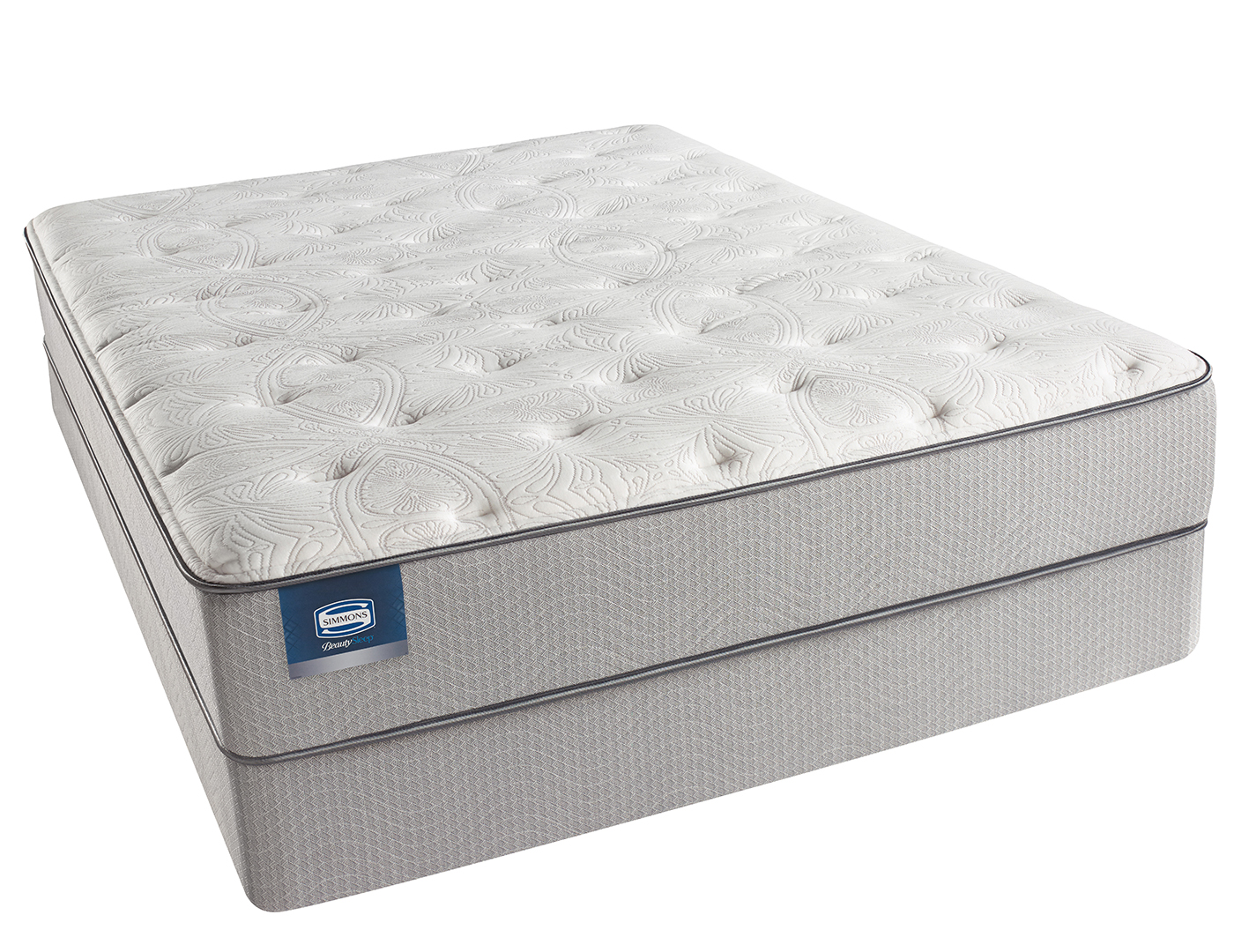 BeautySleep Assorted Queen Mattress & Boxspring Set