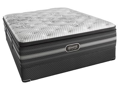 Beautyrest Black Katarina Luxury Firm Pillowtop King Mattress