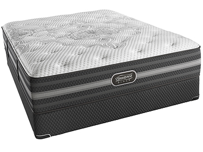 Beautyrest Black Desiree Plush King Mattress
