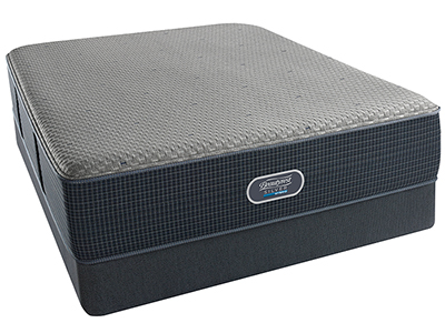 Beautyrest Silver Hybrid Vivid Shores Firm King Mattress