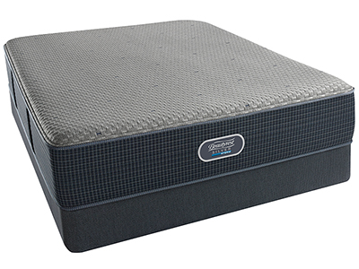 Beautyrest Silver Hybrid Ventura Plush King Mattress