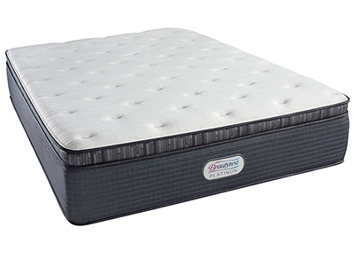 Beautyrest Platinum Duval Trace Luxury Firm Pillowtop King Mattress