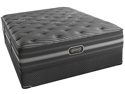 Beautyrest Black Mariela Plush King Mattress