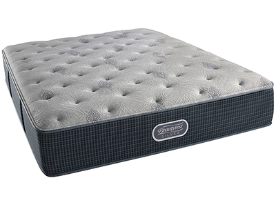 Beautyrest Silver St. Thomas Plush King Mattress