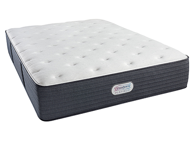 Beautyrest Platinum Duval Trace Plush King Mattress