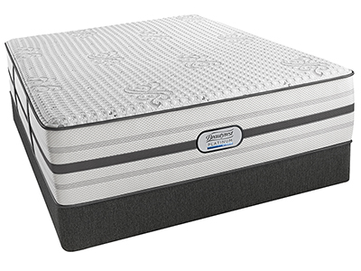 Beautyrest Hybrid Temptress Plush King Mattress