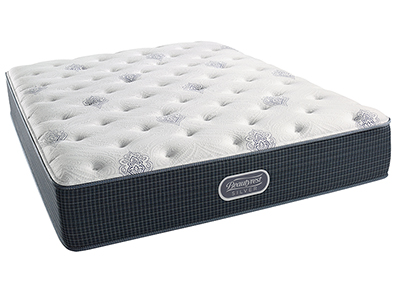 Beautyrest Silver Palm Springs Luxury Firm King Mattress