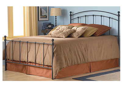 Sanford Queen Headboard and Footboard