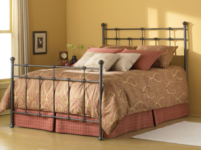 Dexter Queen Metal Bed