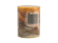 Caramel Apple Candle 3X4""