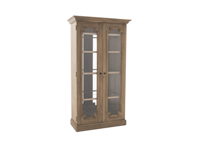 Chasman II Display Cabinet