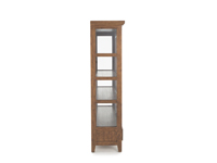 Tuscan Retreat Oxford Double Display Cabinet