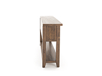 Tuscan Retreat Oxford 6 Drawer Table