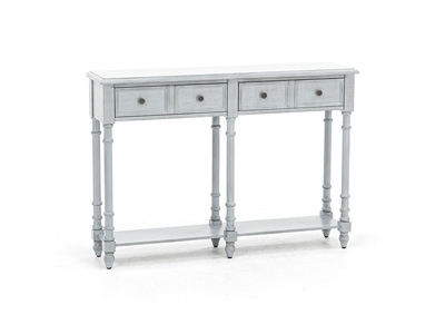Grey Console Table