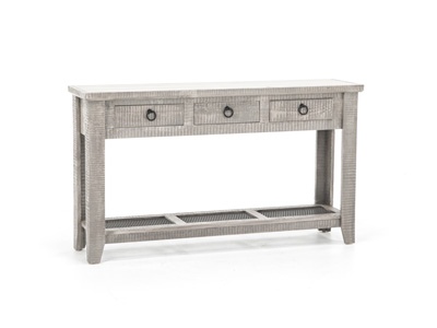 American Grey Hall Table