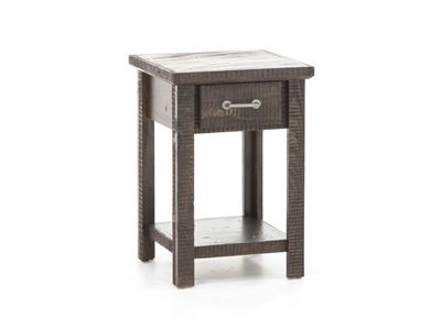 Barn Brown End Table